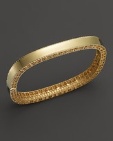 Roberto Coin 18K Yellow Gold Princess Bangle