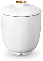 L'OBJET Han 24k Gold-Trimmed Porcelain Sugar Bowl