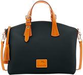 Dooney & Bourke Patterson Leather Large Trina Satchel