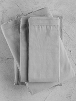 Matteo Vintage Cotton Sheet Set