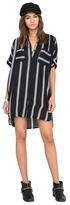Amuse Society Sundown Stripe Dress