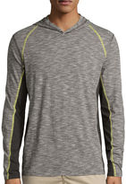 UNIONBAY Union Bay Long-Sleeve Tucker Raw Jersey Hoodie