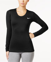 Nike Pro Dri-fit Long-Sleeve Training Top
