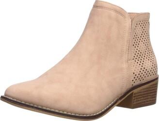 Madden-Girl Women's Neville Ankle Boot