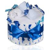 T-TOMI Eco Lux Diaper Cake, Large, Whale