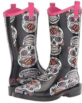 M&F Western Gwen (Black) Women's Rain Boots