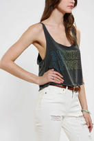 Truly Madly Deeply 2 Words Cropped Tank Top