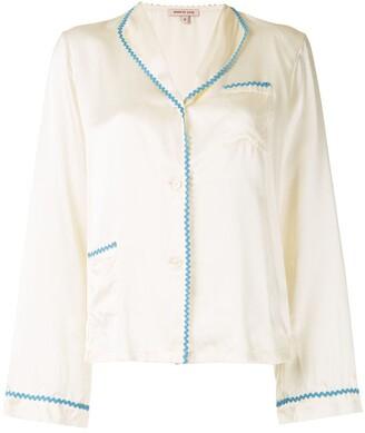 Morgan Lane Mimi pyjama shirt