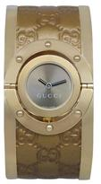 Gucci Twirl YA112434 Women's Stainless Steel Analog Watch