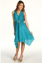 Vince Camuto Halter Handkerchief Dress VC2A1389
