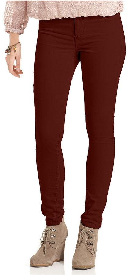 Calvin Klein Jeans Calvin Klein Jeans, Skinny Corduroy Jeggings