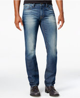 GUESS Men's Skinny-Fit Ridgemont-Wash Jeans