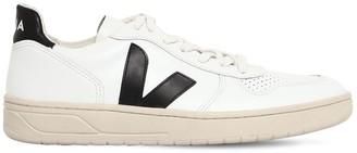 Veja 20mm V-10 Leather Sneakers