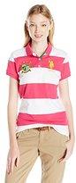 U.S. Polo Assn. U.S. Polo Shirt Assn. Juniors Wide Stripe Jersey Polo Shirt