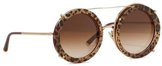 Dolce & Gabbana Customize Your Eyes sunglasses