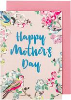 Cath Kidston Blossom Birds Greetings Card