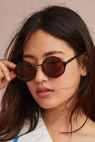 Anthropologie Linda Circle Sunglasses