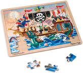 Melissa & Doug Kids Toy, Pirate Adventure 48-Piece Jigsaw Puzzle