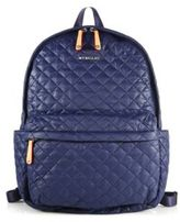 M Z Wallace Metro Quilted Nylon Backpack