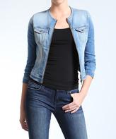 Mavi Jeans Blue Claire Denim Jacket - Women
