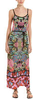 Custo Barcelona Mina Yoso Maxi Dress