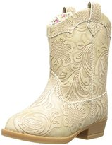Natural Steps Stampede Western Style Boot (Infant/Toddler/Little Kid)
