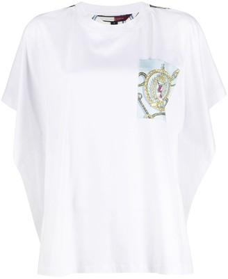 Tommy Hilfiger HCW foulard T-shirt