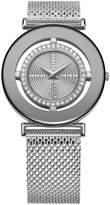 Jowissa Women's Magic Strass 34mm Steel Bracelet & Case Quartz Watch J6.219.l