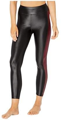 Koral Serendipity Infinity High Rise Leggings (Black/Barolo) Women's Casual Pants