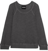 Monrow Cotton-Blend Sweater