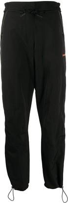 Marcelo Burlon County of Milan Side Stripe Drawstring Track Pants
