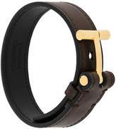 Tom Ford 'T' fastening bracelet