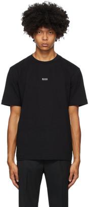 HUGO BOSS Black Relaxed Logo T-Shirt