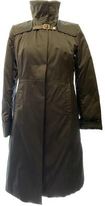 Escada Black Trench Coat for Women