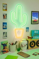 "Merkury Innovations Cactus 18"" LED Wall Sign"