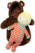 Manhattan Toys Snuggle Baby Bear by