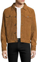 BLK DNM Men's 5 Suede Jeans Jacket