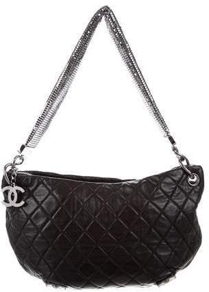 Chanel Chain Mail Pochette