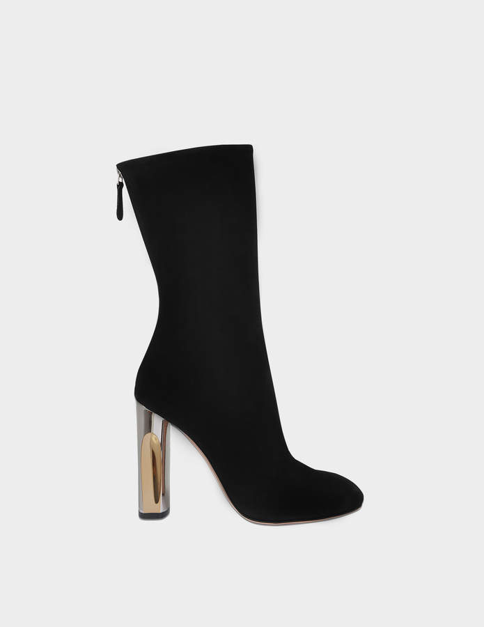 Alexander McQueen Mid ankle boots