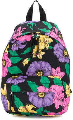 Balenciaga small Wheel Lush Floral backpack
