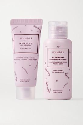 Wander Beauty Good To Go Mini Hair Essentials Kit