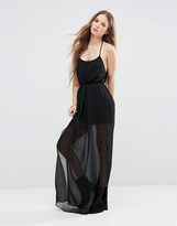Pepe Jeans Anneke Slip Maxi Dress