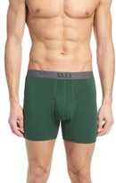 Saxx Men's Platinum Stretch Boxer Briefs