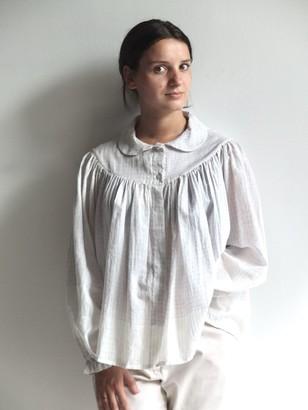 MII Cahier White Blouse - XS