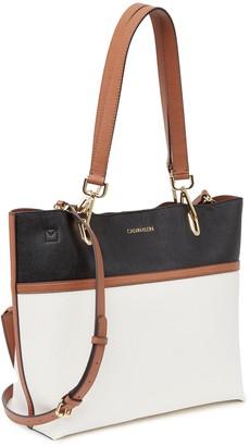 Calvin Klein Novelty Jet Link Tote Bag