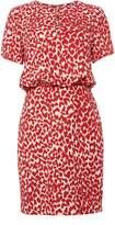 Damsel in a Dress Strawberry Leopard Dress