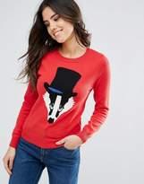 Louche Mr Badger Sweater