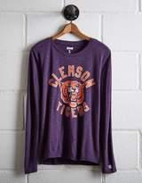 Tailgate Women's Clemson Long Sleeve T-Shirt