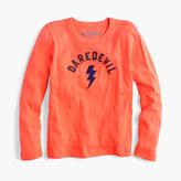 "J.Crew Boys' long-sleeve ""daredevil"" T-shirt"