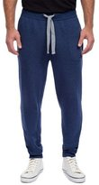 2xist Terry Cotton-Blend Sweatpants, Blue